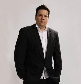 Battling back: Dom Joly's experience with anxiety attacks made him stronger