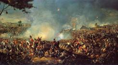 War cry: Napoleon's part in the Battle of Waterloo was about more than his height