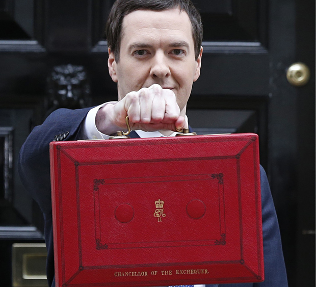 Fair game: maybe George Osborne has evidence that a family's third child doesn't really need anything