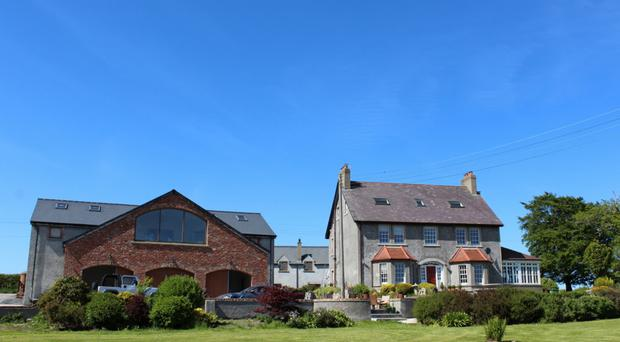 The three cottages could prove a money-spinner in the tourist rental market