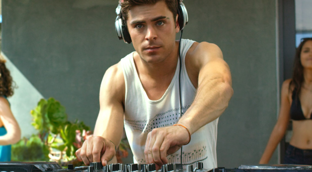 Sound man: Zac Efron as Cole a struggling DJ in We Are Your Friends