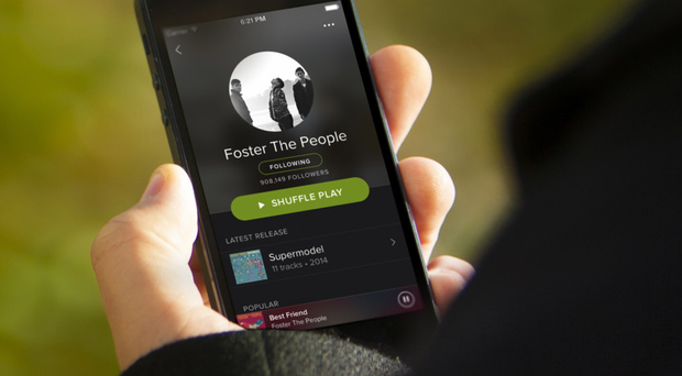 Sounds good: Spotify has launched Sorting Hat and Found Them First for music fans