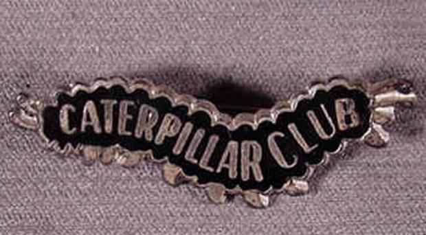 Collector Lafferty has stumbled on a mystery surrounding that first precious Caterpillar pin presented to young Baker