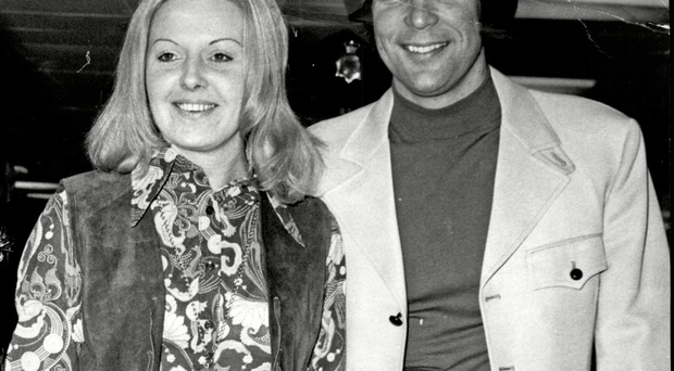 Real love: Tom Jones and his wife Linda have stayed together despite the ups and downs