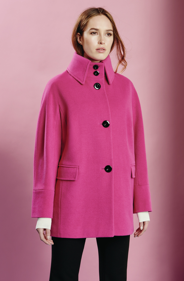 Coat, £199, Windsmoor at Jacques Vert