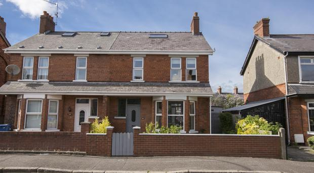 The owners of Ardenlee Avenue have put a lot of time and effort into modernising this property