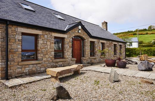 Heather's Lodge, Shroove, Greencastle, Donegal