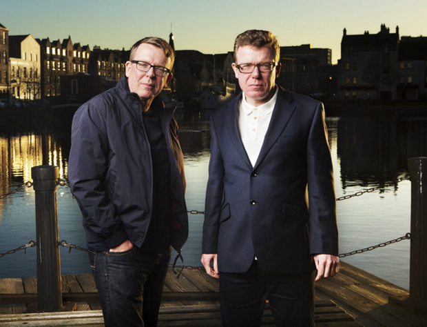 The Proclaimers will play Mandela Hall