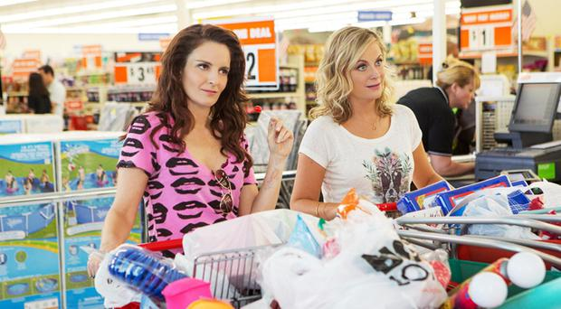 Sister act: Tina Fey and Amy Poehler star