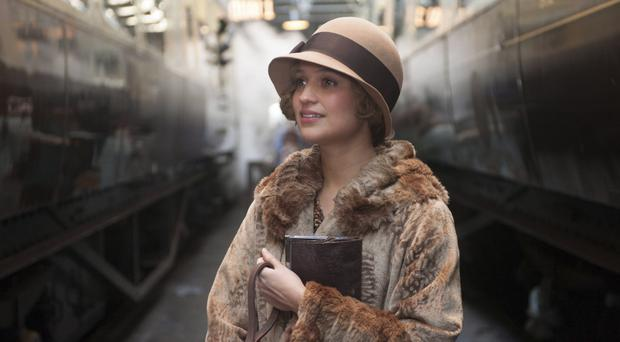 Role reversal: Alicia Vikander in The Danish Girl