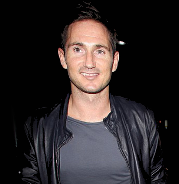 Former England international Frank Lampard