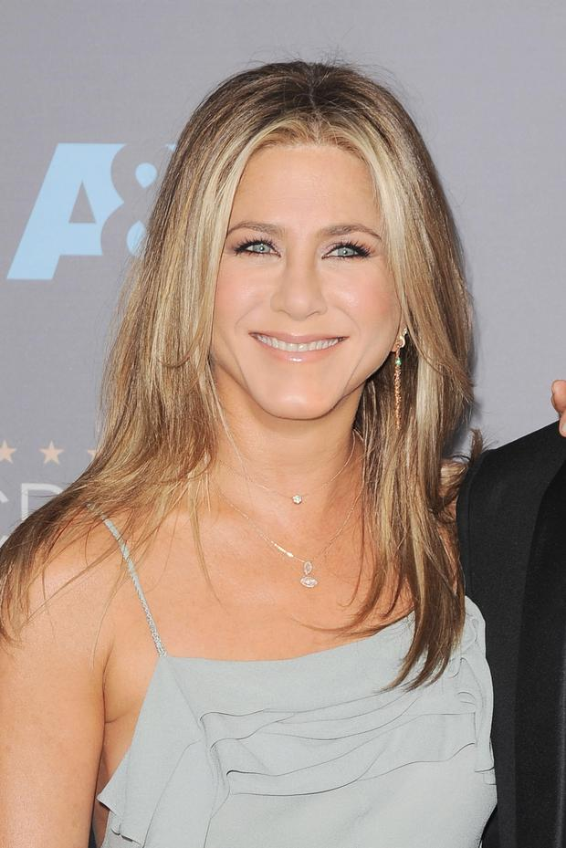 Dyslexic star: Jennifer Aniston