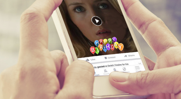 Phone treat: next time a friend has a birthday, fire up your camera and record a video message