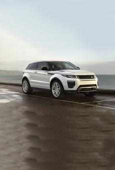 Land Rover has spent its money wisely with the latest Evoque models