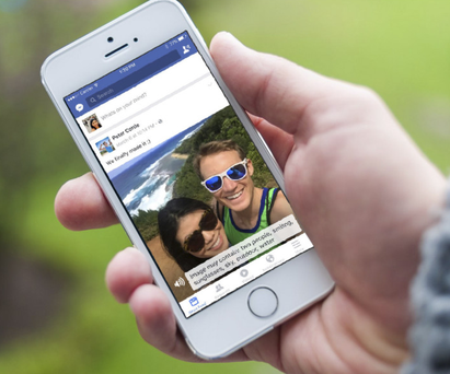 Modern miracle: your blind friends will now be able to hear a description of your Facebook photos