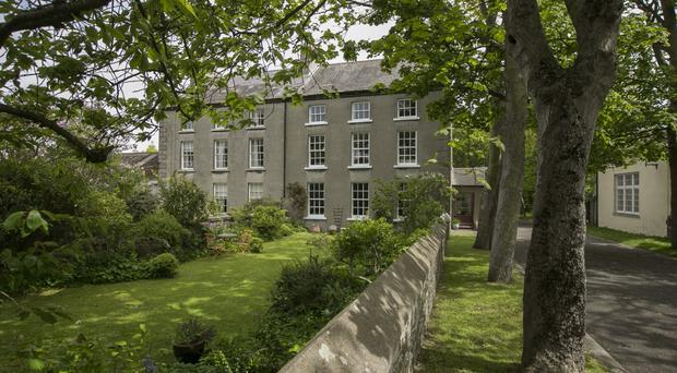 This quaint listed Georgian house is typical of the fine historic buildings for which the beautiful village of Killough is renowned.