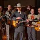 Tough act: Tom Hiddleston as the legendary American country musician Hank Williams