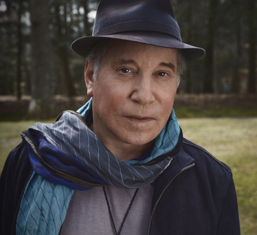 Going strong: Paul Simon will tour the UK
