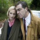 Gripping drama: Colin Howell (James Nesbitt) and Hazel Buchanan (Genevieve O'Reilly)