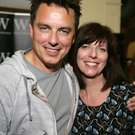 Sibling support: Carole and John Barrowman