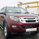 The Isuzu D-Max is set for another record