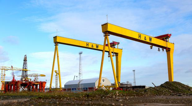 Harland & Wolff is a wholly owned subsidiary of the Fred Olsen Energy Group.