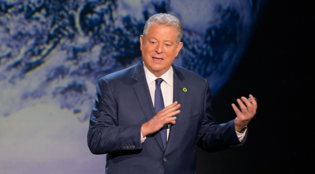 Al Gore Has Only One Word of Advice for President Trump