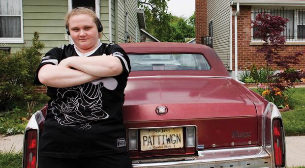 Class act: Danielle Macdonald in Patti Cake$