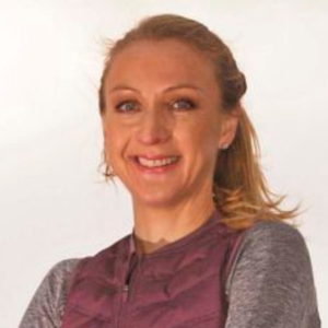 Safety first: Paula Radcliffe views the jab as part of her asthma care