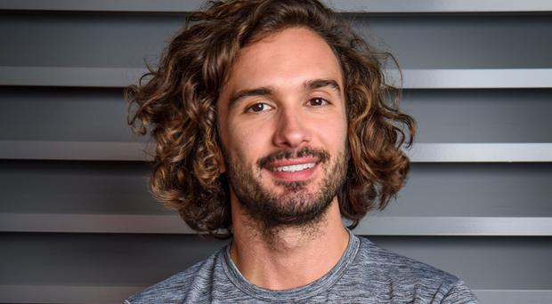 Stepping up: Joe Wicks