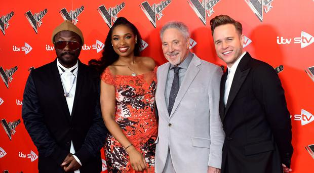 Countdown: will.i.am, Jennifer Hudson, Sir Tom Jones and Olly Murs