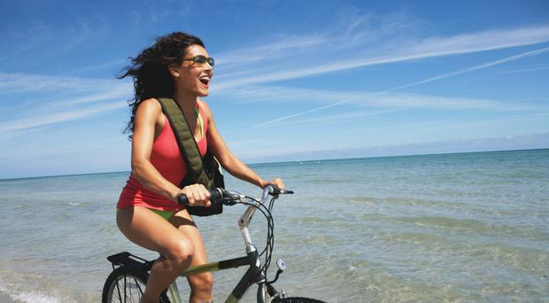 Pedal power: regular cycling could benefit asthma sufferers