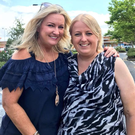 Friendship: Jo-Anne Dobson and Heather Vance