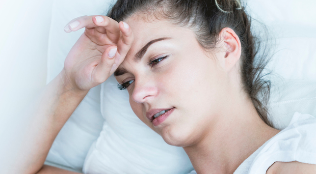 Painful times: people who regularly experience gastrointestinal symptoms are prone to headaches, according to research