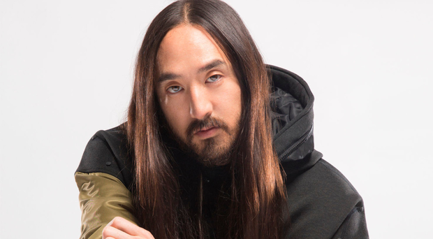 Hit maker: DJ Steve Aoki is best known in the UK for his collaboration with Louis Tomlinson of One Direction