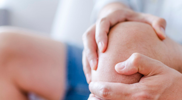 Sore spot: Joint pain is common