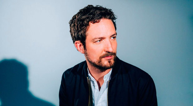 Full throttle: Frank Turner has been playing over 150 gigs a year