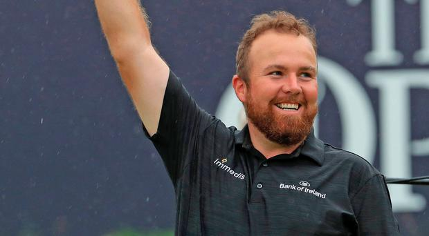 Shane Lowry won The Open