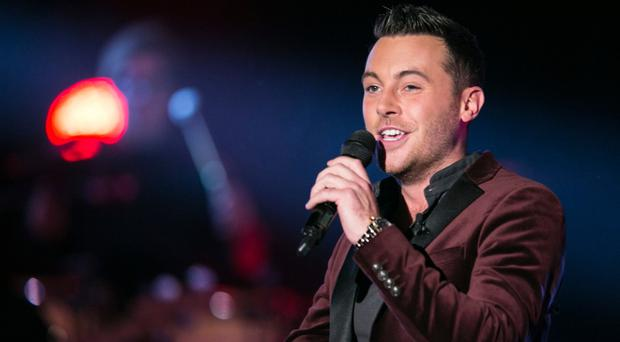 Road trip: Nathan Carter plays Branson, Missouri next month as he bids to break into the US market