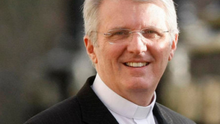 Lifelong belief: the Very Rev Stafford Carson