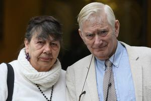 Christian B&B owners Peter and Hazelmary Bull, who lost a supreme Court appeal after turning a gay couple away from their guesthouse