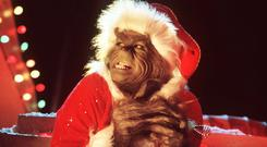 Bah humbug: The Grinch gets Christmas about right