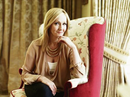 Natural storyteller: JK Rowling aka Robert Galbraith