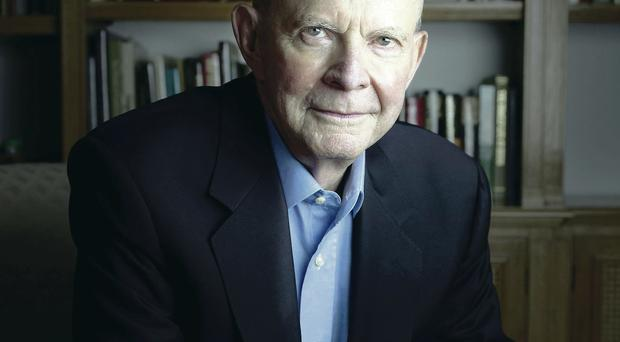 Out of Africa: Wilbur Smith had a strict upbringing in Rhodesia and is best-known for his novels set in Egypt