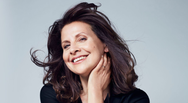 Playing politics: Rebecca Front