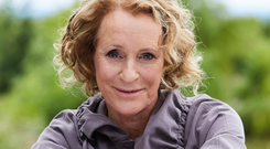 Offering advice: Philippa Gregory believes there is a lot of pressure on young women today