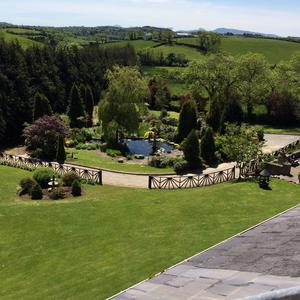 Picturesque Views: Killaney Lodge boasts 25 acres of beautiful grounds