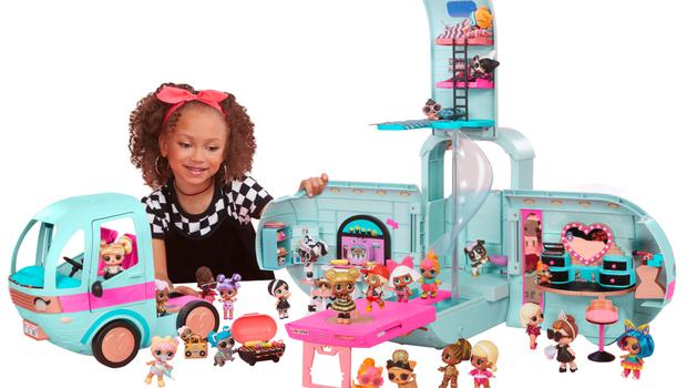 MGA Entertainment LOL Surprise! 2-in-1 Glamper