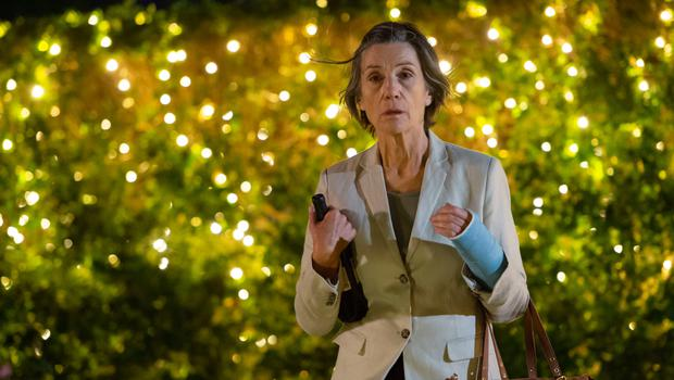 Matters of life and death: Dame Harriet Walter as Edie in The End