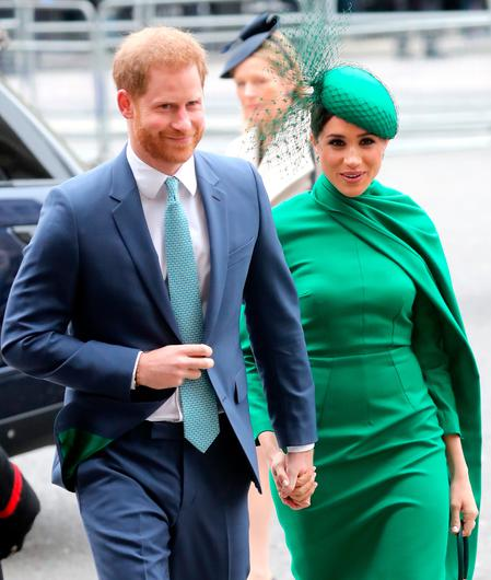 Harry and Meghan have waved goodbye to royal life to begin afresh in the United States